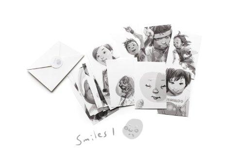 井上雄彦オリジナルポストカード集 [ Smiles 1 ]