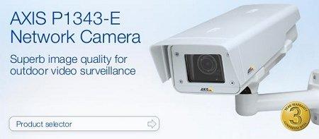 Тепловизионная сетевая камера axis q1922-e