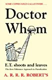 Doctor Whom (GollanczF.) (0575079282) by Roberts, Adam