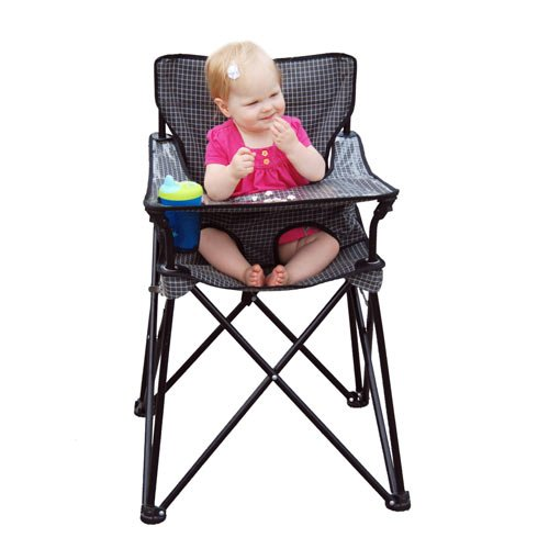 Portable Travel High Chair-Color: Sage front-185558