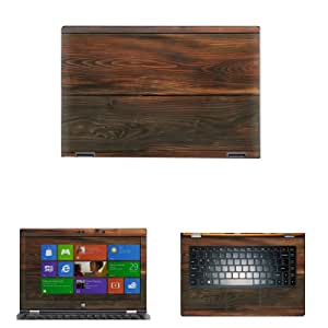 """Decalrus - Decal Skin Sticker for Lenovo Yoga 2 PRO with 13.3"""" Screen laptop (NOTES: Compare your laptop to IDENTIFY image on this listing for correct model) case cover wrap YOGA2pro-117"""