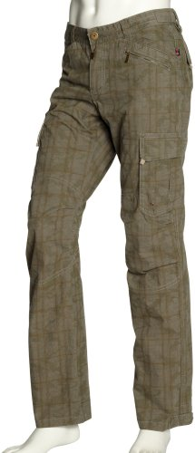 Timezone Benito Men's Trousers Green 30/34