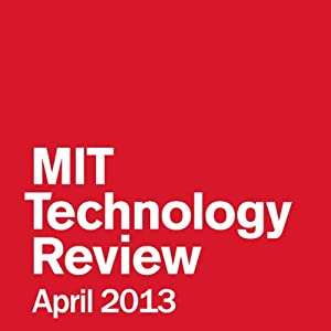 Audible Technology Review, April 2013 | [Technology Review]