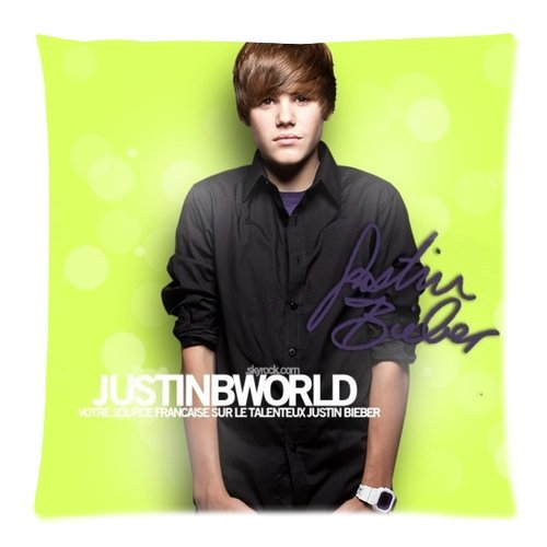 Justin Bieber Pillow Cases front-1059706