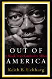 img - for Out Of America: A Black Man Confronts Africa (New Republic Book) 1st edition by Richburg, Keith (1997) Hardcover book / textbook / text book