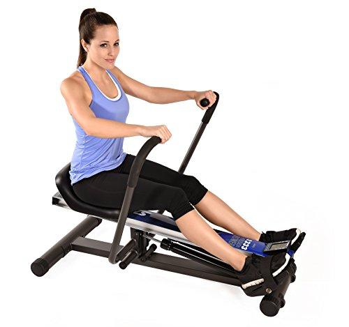 rower exercise machine