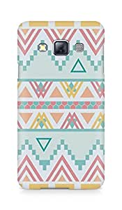 Amez designer printed 3d premium high quality back case cover for Samsung Galaxy A3 (pattern)