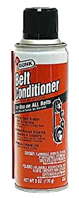 Motor Medic by Gunk M206-12PK Belt Conditioner - 6 oz., (Case of 12)