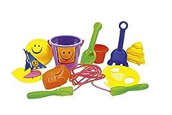 Smiley beach set