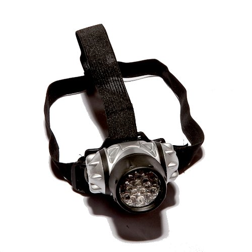 Adjustable 21 Led Headlamp Headlight - Water Resistant By Kurtzytm