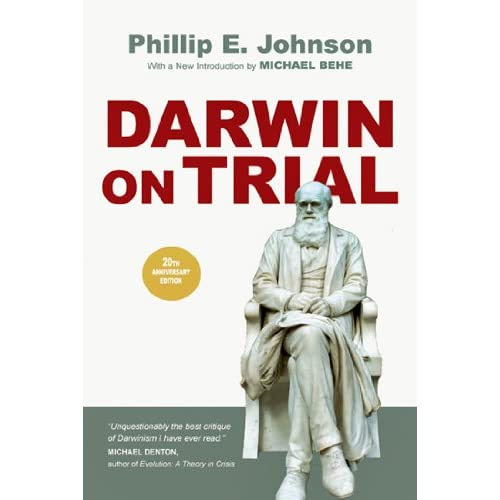 Darwin on Trial by Phillip Johnson