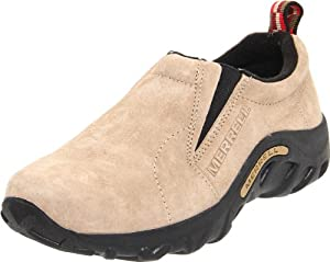 Merrell Jungle Moc (Toddler/Little Kid/Big Kid),Classic Taupe,7 M US Big Kid
