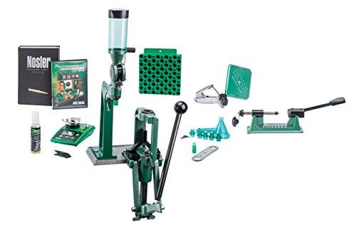 RCBS Rock Chucker Select Reloading Kit, Green