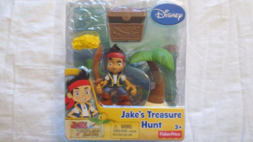 Jakes Neverland Pirate Treasure Hunt - 1