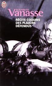 RECITS COQUINS DES PLAISIRS DEFENDUS de Elisabeth Vanasse 41clNsgom1L._SL280_