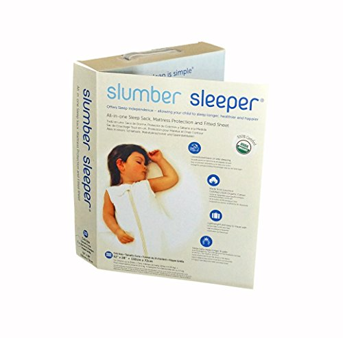 Slumber Sleeper Twin Size in Organic Cotton - 1