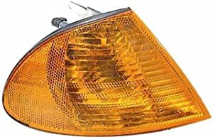 QP B4009-a BMW 323i E46 Sedan Passenger Corner Light