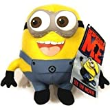 Despicable Me, Minion, Jorge Deluxe Plush Toy, 23 cm
