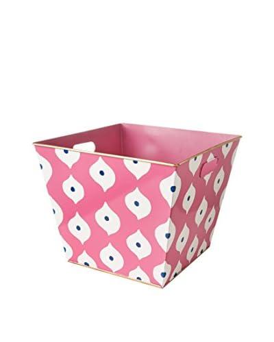 Jayes Sloane Storage Bin, Pink