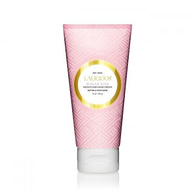 LaLicious Sugar Kiss 85g/3oz Weightless Hand Cream