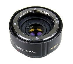 Kenko DGX MC4 2X N-AF Prime Lens for Nikon DSLR Camera