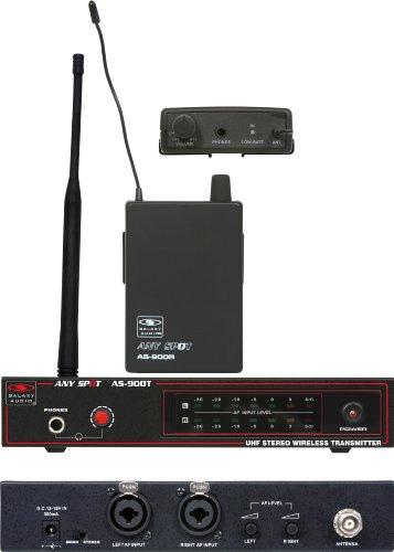 Galaxy As-900 In Ear Monitor System
