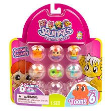 Squinkies Collector Series Toons Series 6
