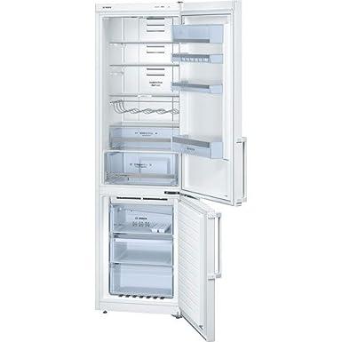 Bosch KGN39XW32 réfrigérateur-congélateur - réfrigérateurs-congélateurs (Autonome, Bas-placé, A++, Blanc, SN, T, LED)