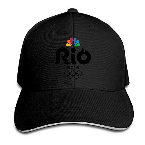 k-fly2-unisex-adjustable-2016-rio-olympic-baseball-caps-hat-one-size-black