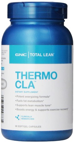 Gnc Total Thermo Cla Nutritional Supplement 90 Count