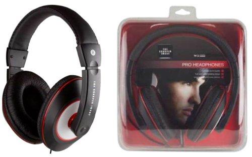 Sharper Image Pro Studio Headphone With Noise Isolating Sound