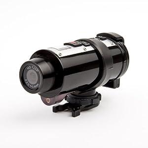 HAT10 HD 720P - Wasserbeständige Sportkamera hoher Qualität || Helmkamera / Fahrrad / Sport / Bike / Ski / Action Kamera / Cam / Camcorder