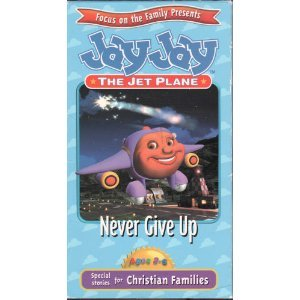 Jay Jay the Jet Plane: Never Give Up