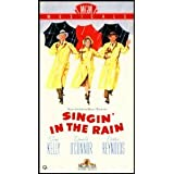 Singin' in the Rain - Fortieth Anniversary Edition [VHS]