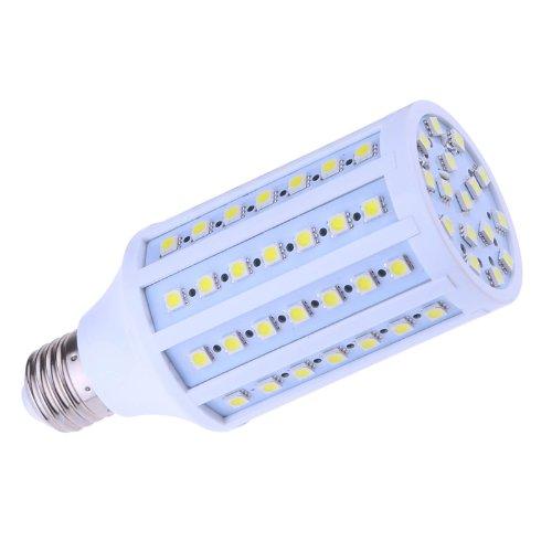 Lemonbest®360 Degree Lamping Energy Saving Indoor Light Cool White 86Leds 5050 Led Corn Light Led Bulbs (16W)