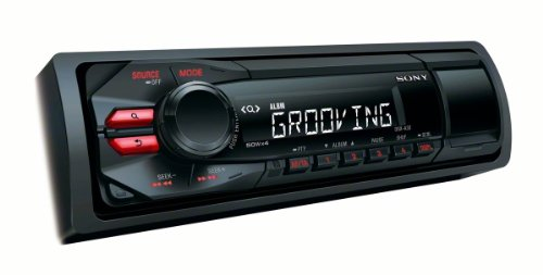 Car Stereo Systems Reviews  Sony Dsx A30 Review