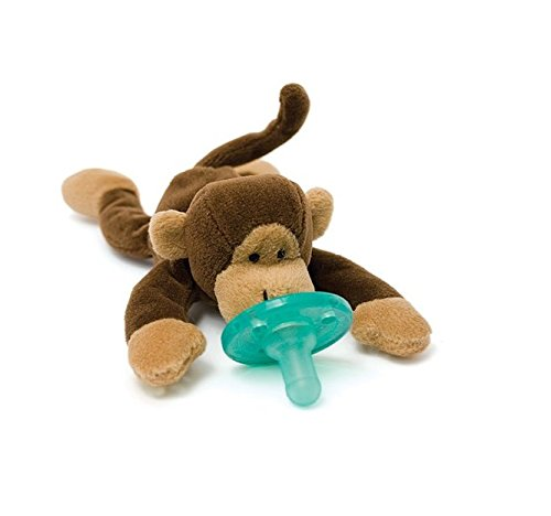 WubbaNub Brown Monkey