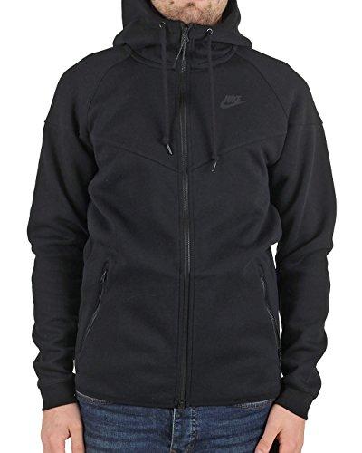 Nike Sportswear Nike Tech Fleece Windrunner Black Xl