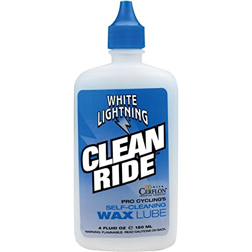 White Lightning Clean Ride Lube