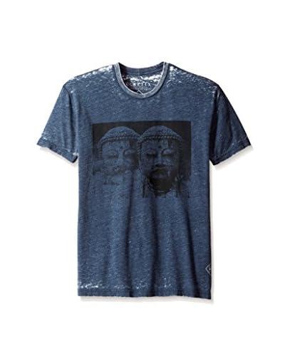 Kinetix Men's Buddha Short Sleeve T-Shirt