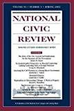 img - for National Civic Review V91 1 Sp (Paperback)--by Ncr [2002 Edition] book / textbook / text book