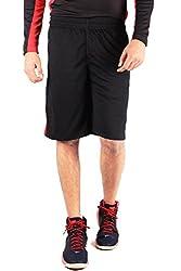 Repugn's WF7 Baller Sports Shorts (Black, Small)