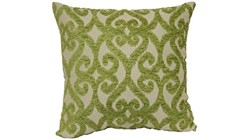 Brentwood Originals 7661 Bioko Toss Pillow, 18-Inch, Lime