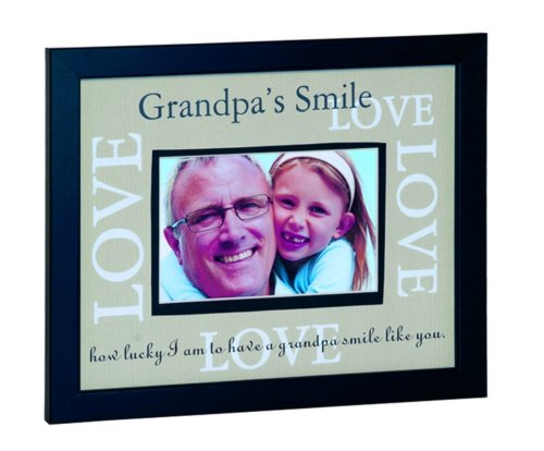 The Grandparent Gift Co. Grandpa's Love Frame