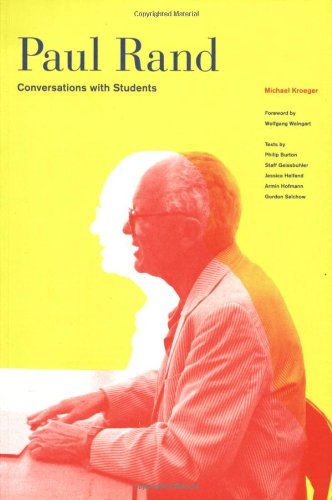 Libro : Paul Rand: Conversations with Students [+Peso($35.00 c/100gr)] (US.AZ.15.78-0-1568987250.387)