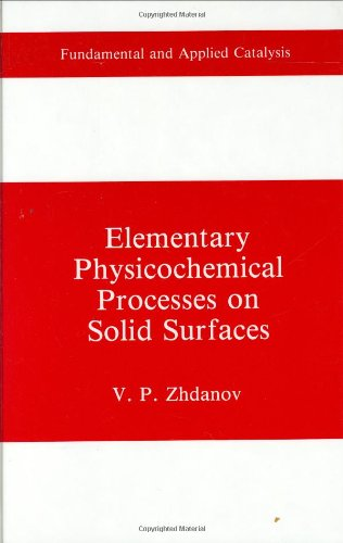 Elementary Physicochemical Processes on Solid Surfaces (Fundamental and Applied Catalysis)