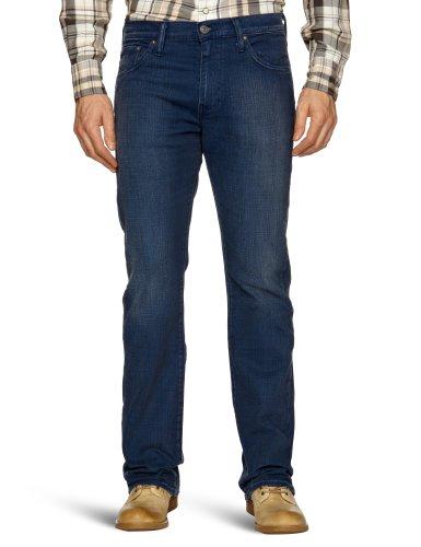 Levi's 527 Boot Cut Men's Jeans Teddy Blue W30INxL34IN