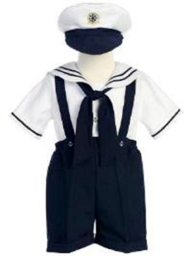 Christening Clothing For Boys front-32489