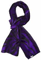 Purple Zebra Wholesale Fashion Scarves