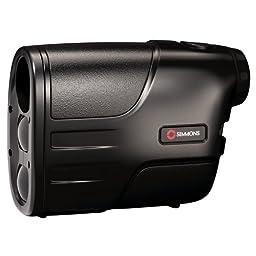 SIMMONS Simmons LRF 600 Laser Rangefinder - Black / 801405 /
